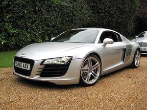 2011 Audi R8 Quattro 6 Spd Manual Just Featured In AUTOCAR For Sale (picture 4 of 6)
