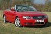 Picture of 2003 Audi A4 2.4 Sport Convertible SOLD