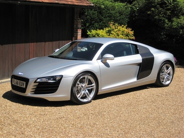 Picture of 2008 Audi R8 Quattro 1 P/Owner From New With Just 10,000 Miles For Sale