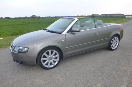 Picture of 2004 Audi A4 Cabriolet 3.0 Quattro Exclusive Edition For Sale