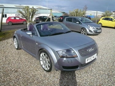 Picture of 2003 Audi tt 225 roadster pole position seats 1/57 For Sale