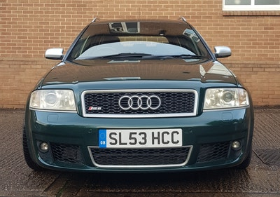 Picture of 2003 Audi C5 RS6 Avant For Sale