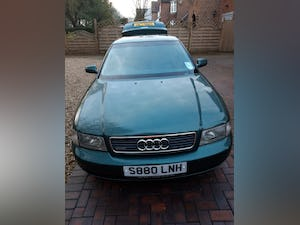 1998 Audi A4 B5 limo 2.8 V6 Quattro automatic For Sale (picture 2 of 5)
