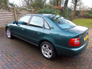 1998 Audi A4 B5 limo 2.8 V6 Quattro automatic For Sale (picture 3 of 5)