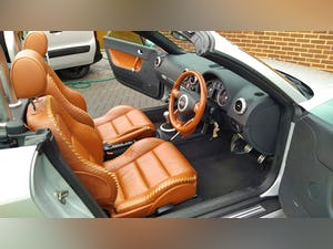 2004 Audi tt quattro baseball leather convertible For Sale (picture 1 of 12)