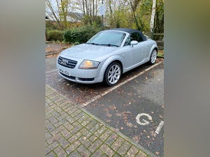 2004 Audi tt quattro baseball leather convertible For Sale (picture 2 of 12)