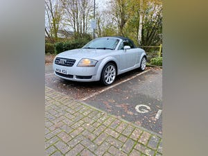 2004 Audi tt quattro baseball leather convertible For Sale (picture 5 of 12)