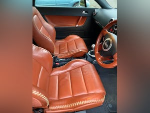 2004 Audi tt quattro baseball leather convertible For Sale (picture 7 of 12)