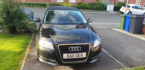 Picture of 2011 Audi A3 1.2 TFSI 3 dr BLACK MANUAL For Sale