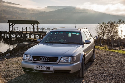 Picture of 1995 Audi S6 (UR S6) 6 Speed Manual - *SOLD* For Sale