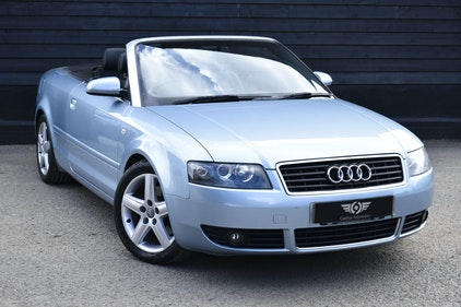 Picture of 2004 Audi A4 3.0 Sport Auto Cabriolet Low Miles+FSH+RAC Approved For Sale