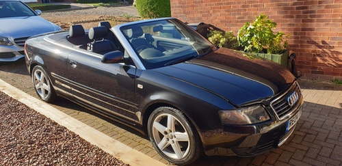 Picture of 2004 Audi A4 Convertible, low mileage, 2 owners For Sale