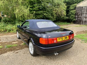 1997 Super smooth 2.8 v6 auto 's line' cabriolet SOLD (picture 3 of 5)