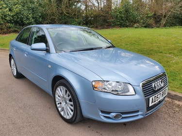 Picture of 2008 Audi A4 SE TDi.. 140 BHP.. Only 70k Miles.. FSH For Sale
