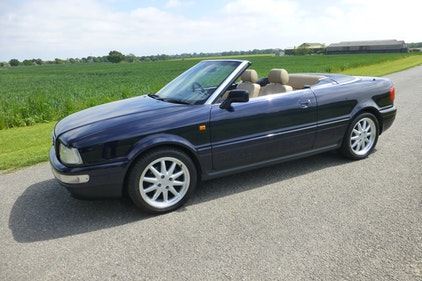 Picture of 2000 Audi Cabriolet 2.8 Final Edition For Sale