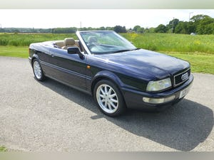 2000 Audi Cabriolet 2.8 Final Edition For Sale (picture 2 of 12)