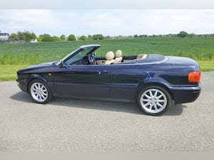 2000 Audi Cabriolet 2.8 Final Edition For Sale (picture 3 of 12)