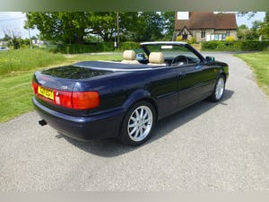 2000 Audi Cabriolet 2.8 Final Edition For Sale (picture 4 of 12)