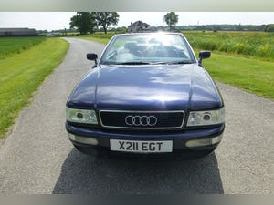 2000 Audi Cabriolet 2.8 Final Edition For Sale (picture 6 of 12)