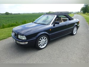 2000 Audi Cabriolet 2.8 Final Edition For Sale (picture 7 of 12)