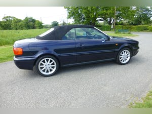 2000 Audi Cabriolet 2.8 Final Edition For Sale (picture 8 of 12)