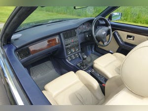 2000 Audi Cabriolet 2.8 Final Edition For Sale (picture 10 of 12)