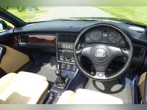 2000 Audi Cabriolet 2.8 Final Edition For Sale (picture 11 of 12)