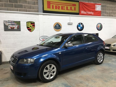 Picture of 2004 A3 Good condition For Sale