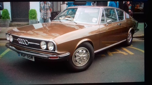 Picture of 1974 Classic Audi 100 S Coupe, Automatic For Sale
