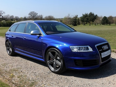 Picture of 2010/60  Audi RS6 Plus Avant – V10 - 499th out of 500 For Sale
