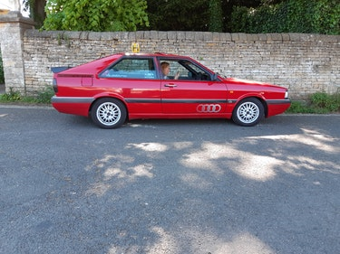 Picture of Audi Coupe GT Quattro 1986 For Sale