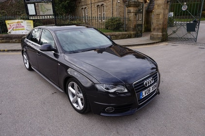 Picture of 2008 2 Owners From New Audi A4 TFSI S Line For Sale