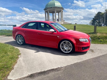Picture of 2007 Audi rs4 Misano red For Sale