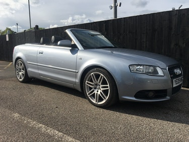 Picture of 2009 A4 Cabriolet 2.0 TDi Final Edition S-Line 6spd For Sale