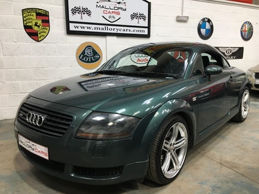 Picture of 2001 Audi TT good example with Alloy wheels and Leather For Sale