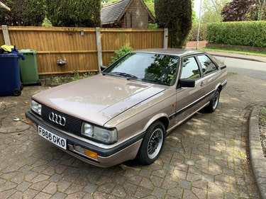 Picture of 1988 Audi Coupe GT 2.2L For Sale