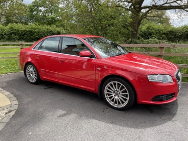 Picture of Audi A4 2007 B7 2.0 TDI 170bhp S line Special Edition quattr For Sale