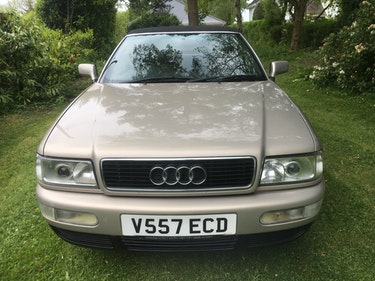 Picture of 2000 Audi 80 Cabriolet 2.6 Automatic Final Edition For Sale