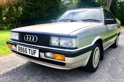 Picture of 1986 Fantastic audi 90 cd b2 - 2.0 5 cylinder – only 76,000 miles For Sale