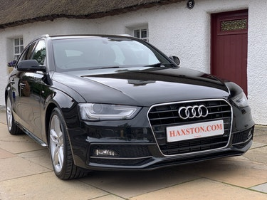 Picture of 2015 STUNNING IN BLACK FASH Audi A4 Avant 2.0 TDI S line A For Sale