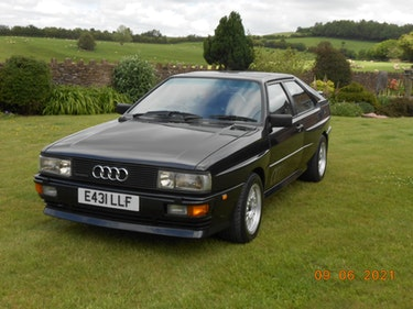 Picture of 1988 Audi Quattro Turbo B2 For Sale by Auction