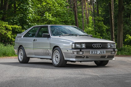 Picture of 1985 Audi Quattro UR For Sale by Auction
