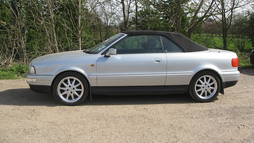 Picture of 2002 Audi Cabriolet 2.8 Final Edition For Sale