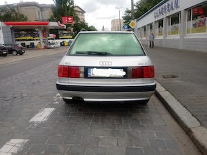 1993 Audi 80 Avant. 5 -  cylinder For Sale (picture 3 of 12)