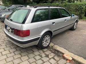 1993 Audi 80 Avant. 5 -  cylinder For Sale (picture 9 of 12)