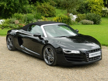 Picture of 2010 Audi R8 Manual V10 Convertible - What a car! For Sale