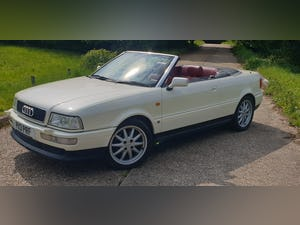 1997 AUDI CABRIOLET 2.8 AUTO For Sale (picture 1 of 12)
