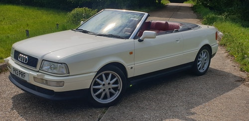 Picture of 1997 AUDI CABRIOLET 2.8 AUTO For Sale