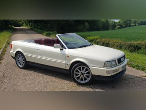 1997 AUDI CABRIOLET 2.8 AUTO For Sale (picture 2 of 12)