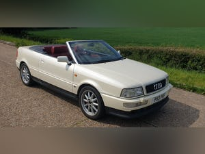 1997 AUDI CABRIOLET 2.8 AUTO For Sale (picture 3 of 12)
